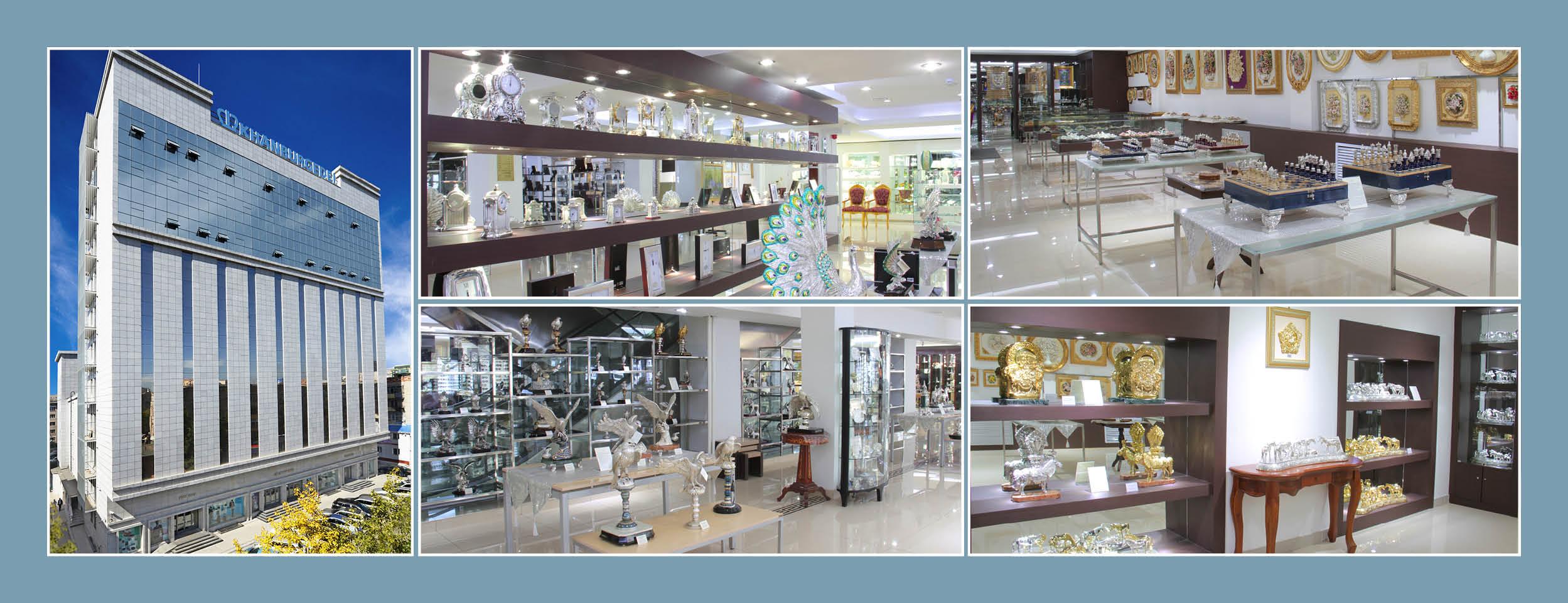 Khanburgedei Department Store's